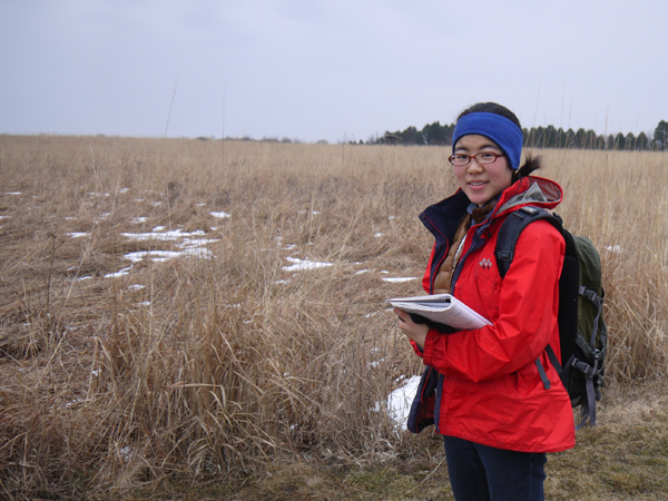 Yuki Yoshida: Native prairie has largely been lost to industrial agriculture, but a restoration site has gathered many dedicated visitors.