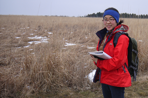 Native prairie has largely been lost to industrial agriculture, but a restoration site has gathered many dedicated visitors. Yuki Yoshida researches how Illinois farmers relate to their land and negotiate agricultural practices.