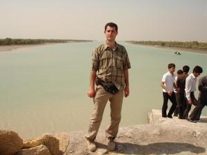 Observatory mission to Harra Ramsar Site, Iran.