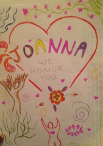 The Work that Reconnects Experience Joanna