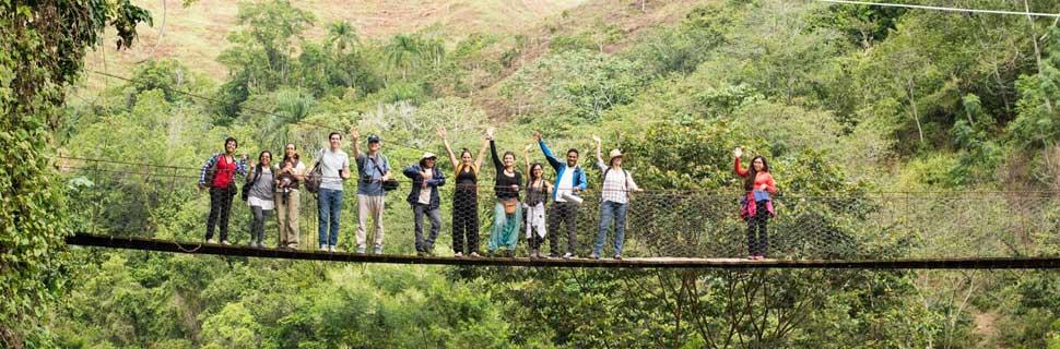 Latin American Academy of Socio-Environmental Leadership / Academia Latinoamericanade Liderazgo Socio-ambiental: Guatemala 2018
