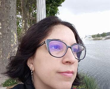 Marcia Tait Selfie